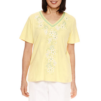 8617b0ed1cfdc CLEARANCE Alfred Dunner Tops for Women - JCPenney