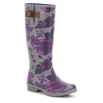 00e5c660fd99 Women s Rain Boots - Shop JCPenney