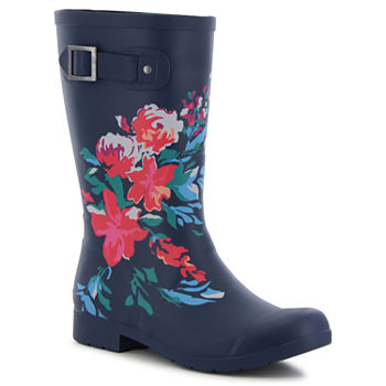 Women s Rain Boots - Shop JCPenney 878be76be