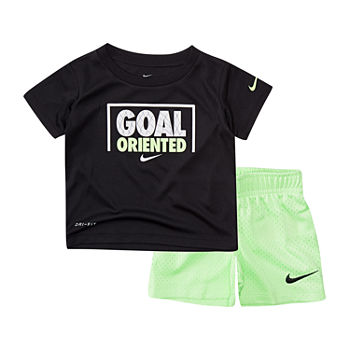 af2885617 Nike Clothing Sets Baby Boy Clothes 0-24 Months for Baby - JCPenney