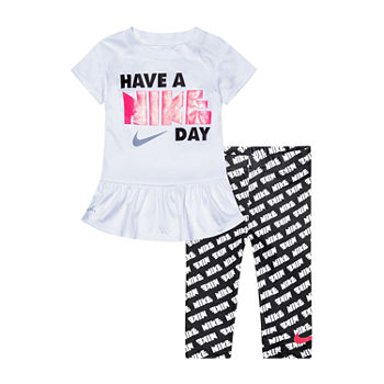 38a814c44 Nike Baby Girl Clothes 0-24 Months for Baby - JCPenney