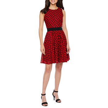 7710e43446d7 ... Lace Fit & Flare Dress. Add To Cart. New. Red Black