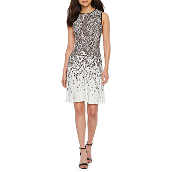 f7dd38b4405d Danny & Nicole Fit & Flare Dresses Dresses for Women - JCPenney