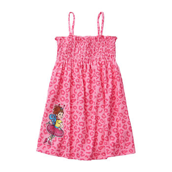 Disney Collection Little & Big Girls Swimsuit Cover-Up Dress