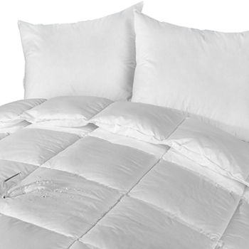 Stayclean Cotton Water and Stain Resistant Comforter Insert