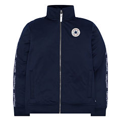 Converse Boys Lightweight Track Jacket-Big Kid