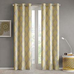 Nimah Grommet-Top Curtain Panel