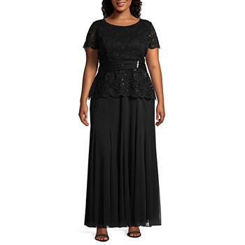 ccd21e0e60d Plus Size Black Church Dresses for Women - JCPenney