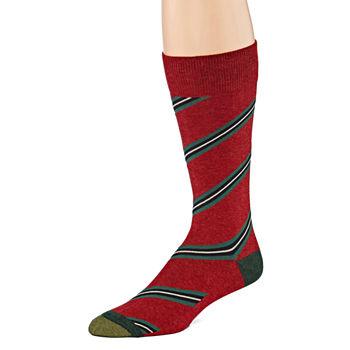 crimson - Christmas Socks For Men