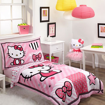 4199 - Toddler Bedding For Girls