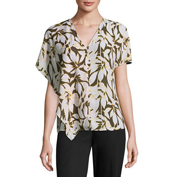 fd052dd39b4753 Floral Tops for Women - JCPenney