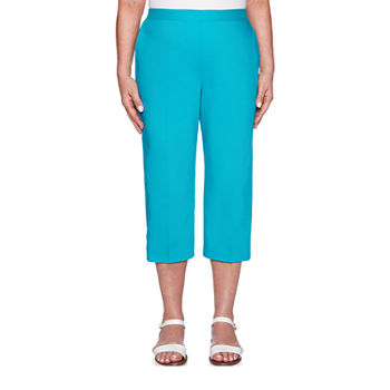 7408c72324a Alfred Dunner Womens High Waisted Straight Pull-On Pants. Add To Cart. New.  Turquoise