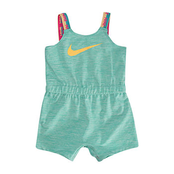 Nike Baby Girls Sleeveless Romper
