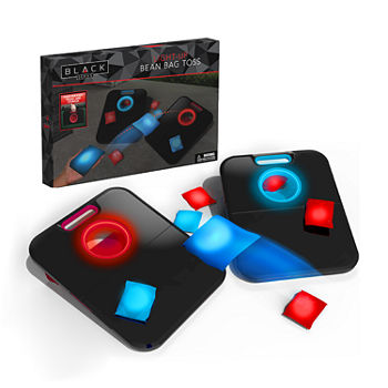 Black Series Bean Bag Toss LED