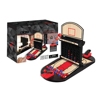 The Black Series Connect 4 Launcher 2 Players 38-pc. Table Game