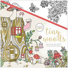 Kaisercraft Tiny Woods Coloring Book