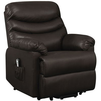 outer surface material(1)  sc 1 st  JCPenney & 100% Leather Chairs + Recliners Under $20 for Memorial Day Sale ...