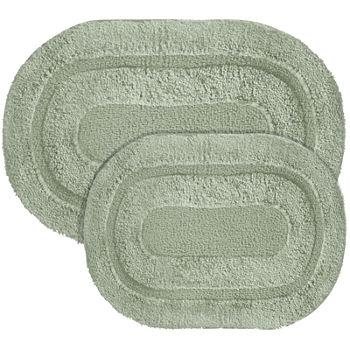 bathroom rug sets.  39 99 sale 3 Piece Bathroom Rug Set Shop JCPenney Save Enjoy Free Shipping