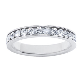 Sparkle Allure Crystal Stackable Ring