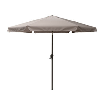 Round Patio Tilt Umbrella