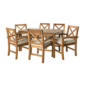 Catania Collection 7-pc. Patio Dining Set