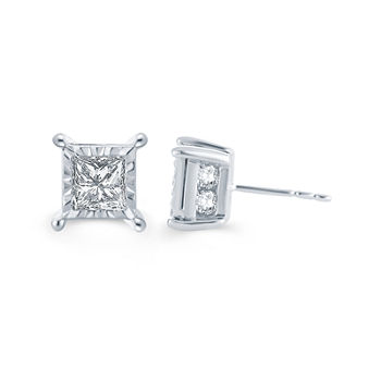 c250d9f62 CLEARANCE Stud Earrings Diamond Jewelry for Jewelry & Watches - JCPenney