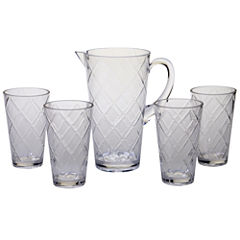 Certified International 5-pc. Serving Pitcher