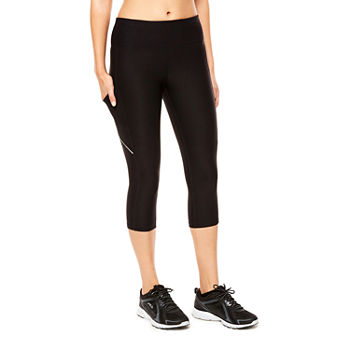 Xersion Womens Mid Rise Capri Leggings