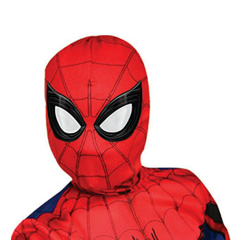 Marvel Spider-Man Far From Home Deluxe Lenticular Adult Mask Mens Costume