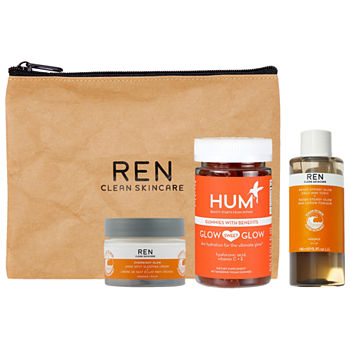 REN Clean Skincare The Glow Up Kit