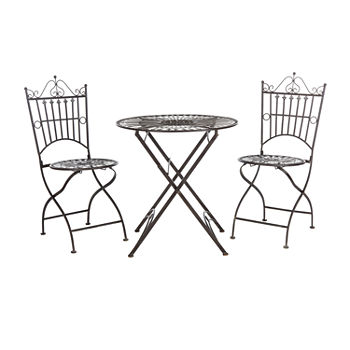 Belen Patio Collection 3-pc. Bistro Set