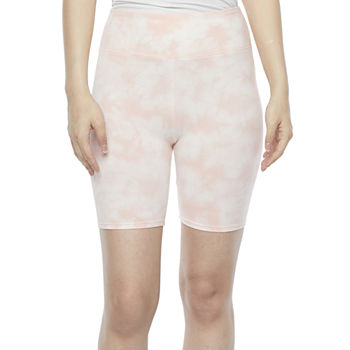 "Flirtitude Womens 7"" Bike Short-Juniors"