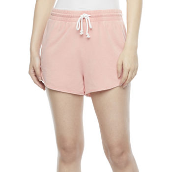 Flirtitude Juniors Pull-On Short