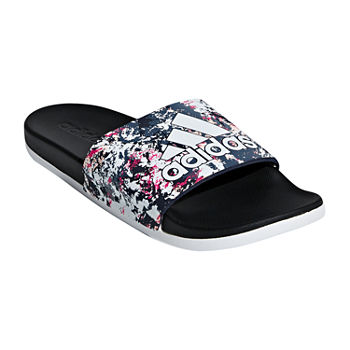 02455590256d Adidas Slide Sandals for Shoes - JCPenney