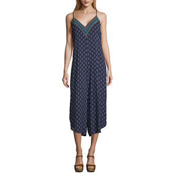 c1a6508d198 London Style Sleeveless Jumpsuit. Add To Cart. New. Blue Multi