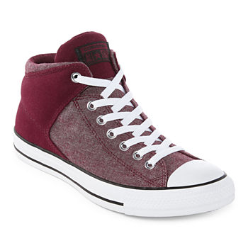 1d8c25ba089cd ... Star Hi Street Ox Mens Sneakers Lace-up. Add To Cart. New. Dk Burgundy  White