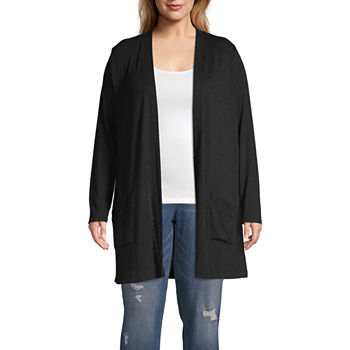 592955677c730f Plus Size Sweaters   Cardigans for Women - JCPenney