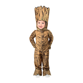 Marvel Marvel Guardians Of The Galaxy Groot Infant/Toddler Jumpsuit Costume Unisex Costume Unisex Costume