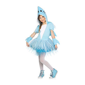 Shark Tutu Girl'S Costume Girls Costume Girls Costume