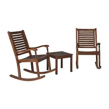 Willard Patio Collection 3-pc. Conversation Set
