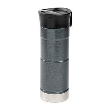 Manna Sierra 14oz Hammered Stainless Steel Travel Mug