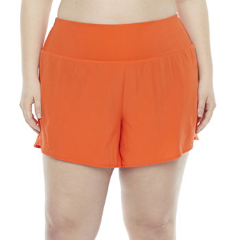 Xersion Womens Plus Running Short