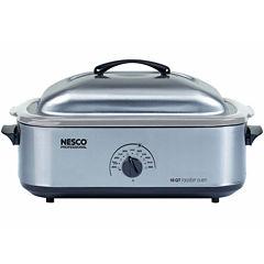 Nesco 4818-25-20 18 Qt. Stainless Steel Base