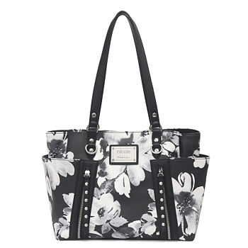 5744c6eaf Nicole By Nicole Miller Totes for Handbags & Accessories - JCPenney