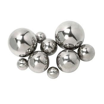 Decorative Balls Delectable Black And White Decorative Balls