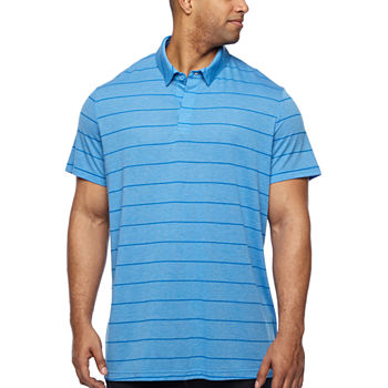 4bd89b38 Msx By Michael Strahan Mens Short Sleeve Polo Shirt Big and Tall. Add To  Cart. New. Directoire Blue Ht