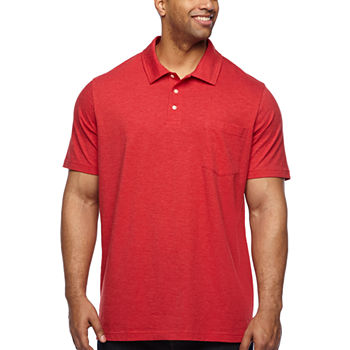2d1e35a0 Big Tall Size Polo Shirts for Men - JCPenney
