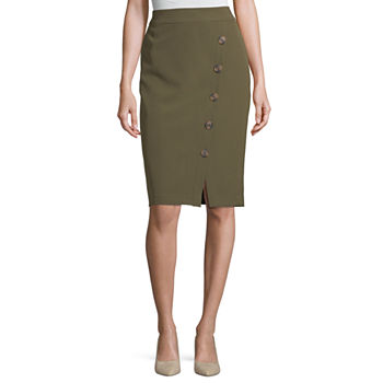 c8ef06ec01 Women's Pencil Skirts for Sale Online | JCPenney