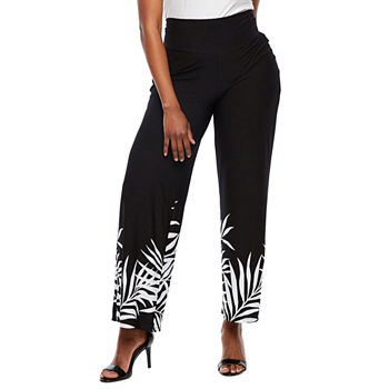 f3f651d1fb Wide Leg Palazzo Pants Pants for Women - JCPenney