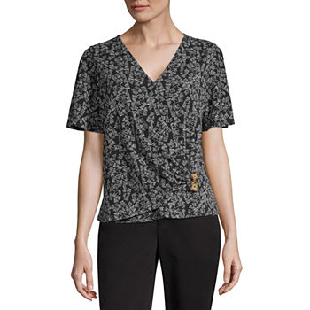 f58faf78a Worthington Petites Size Tops for Women - JCPenney